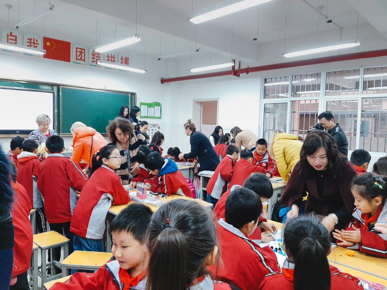 Hiina, Xian, 11.2019.a.